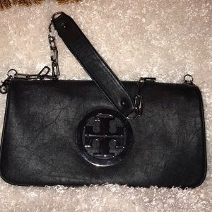 Handbags - Black Leather Purse
